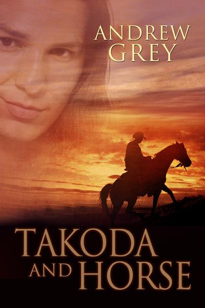 Takoda and Horse